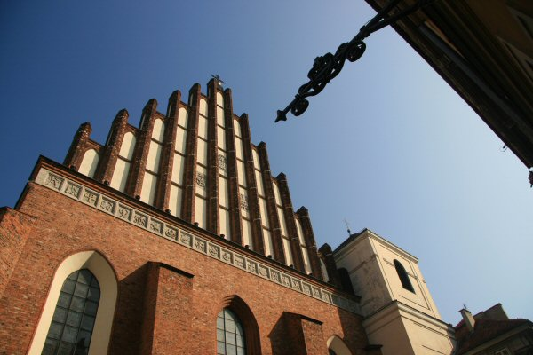 St John's Cathedral, Warsaw