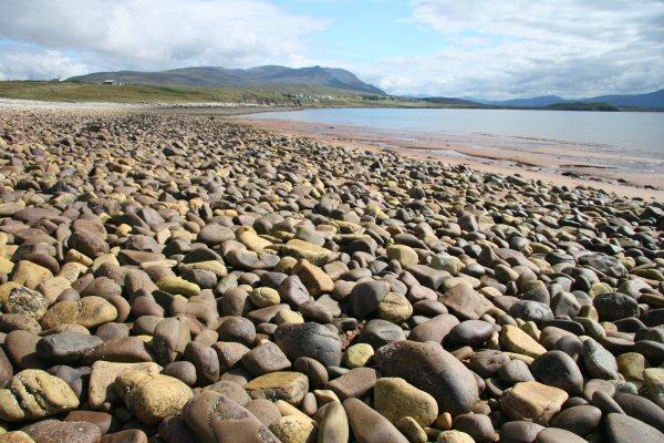 Achilibuie Beach, Scotland