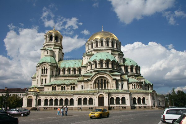 Sofia, Bulgaria Memorial Church