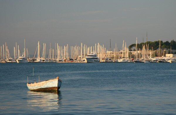 Split, harbour