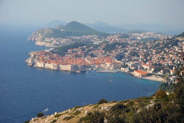 Dubrovnik, view