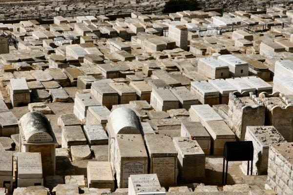 Mount of Olives tombs, Jerusalem