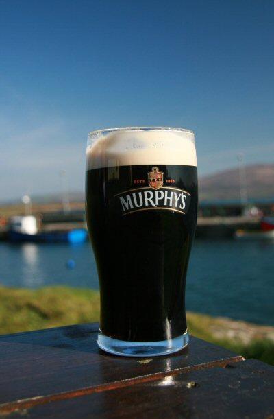 Murphy's pint