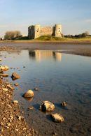 Carew Castle near Pembroke, Wales