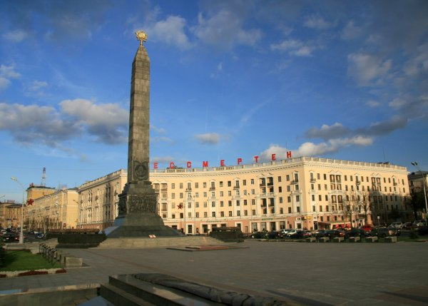 Img 0712 Minsk, the Stalinist pearl
