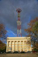 Aerial mast in Minsk