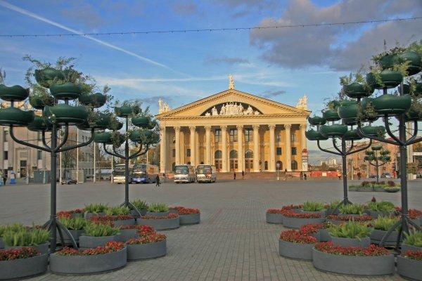 Opera House, Minsk, Belarus
