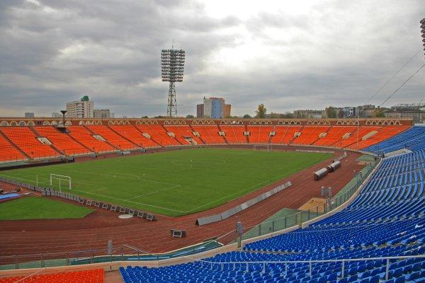 Dinamo Minsk Stadium, Minsk