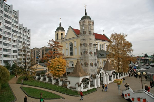 Cathedral of St Peter & St Paul, Minsk