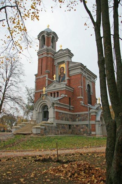 Chapel at Mir