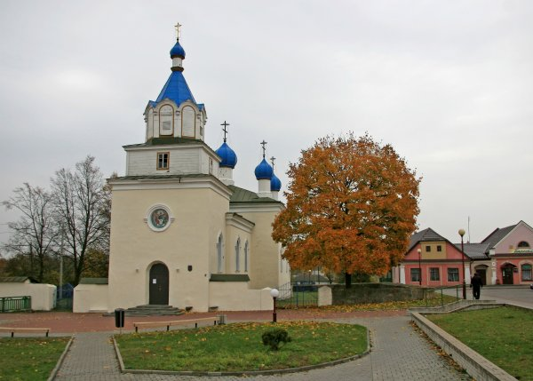 Eastern Orthodox Church, Mir