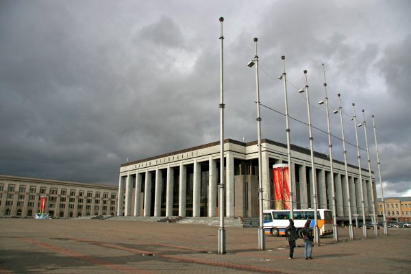 Trade Unions Palace of Culture, Oktyabrskaya Square, Minsk