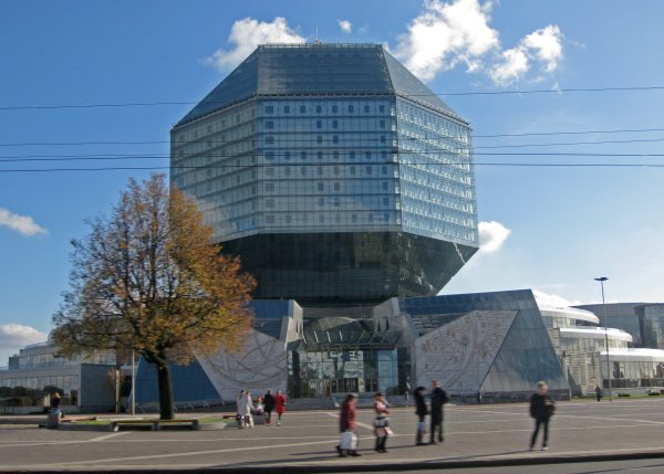 The National Library, Minsk