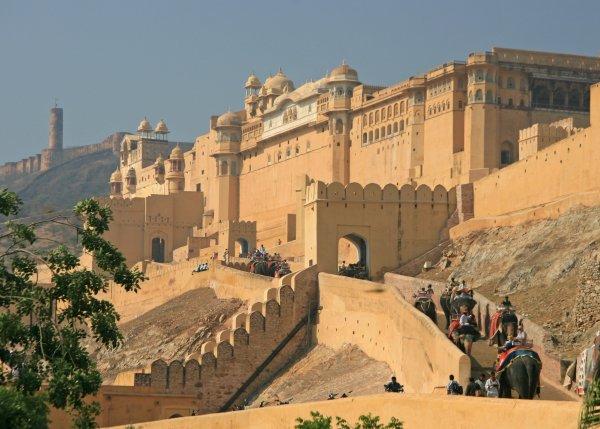 Amber Fort, Jaiupur