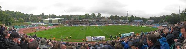 Match 11 Brighton (2) v Milton Keyenes Don (0)