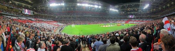 Match 17 England (0) v Montenegro (0)