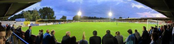 Match 1  AFC Wimbledon (0) v Millwall (1)
