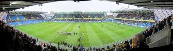 Match 21Millwall (0) v Sheffield Utd (1)