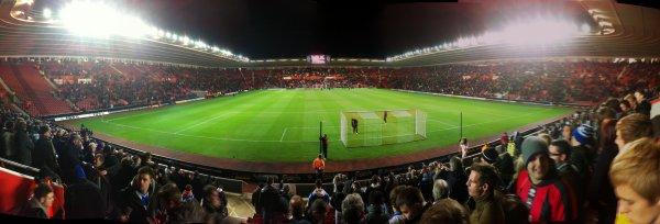 Match 25 Southampton (0) v Brighton (0)