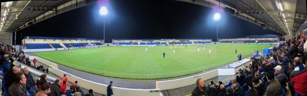 Match 34 Chester City (2) v AFC Fylde (2)