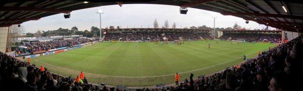 Match 36 Bournemouth (1) v Brighton (0)