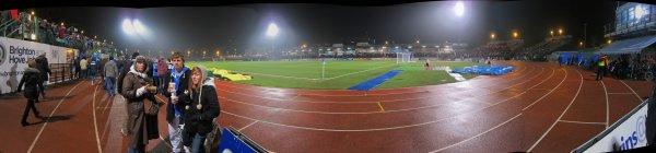 Match 37 Brighton (2) v Colchester (0)
