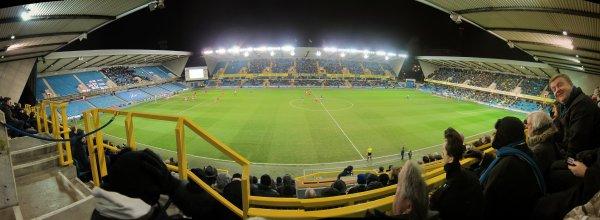 Match 38 Millwall (2) V Barnsley (0)