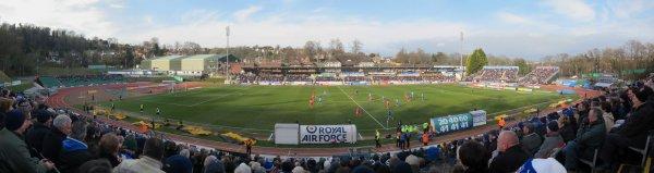 Match 43 Brighton (4) v Carlisle (3)