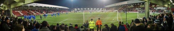 Match 44 Brentford (0) v Brighton (1)