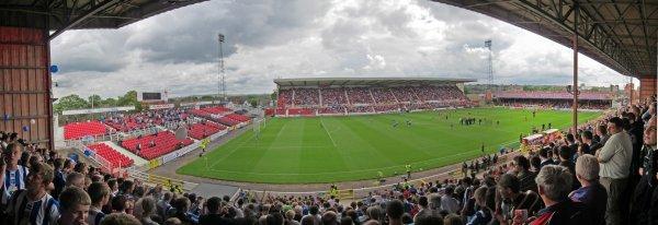 Match 4 Swindon (1) v Brighton (2)