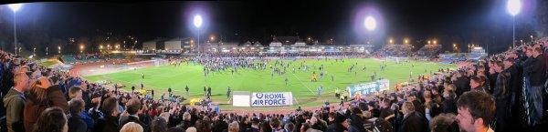 Match 52 Brighton (4) v Dagenham (3)