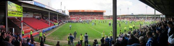 Match 53 Walsall (1) v Brighton (3)