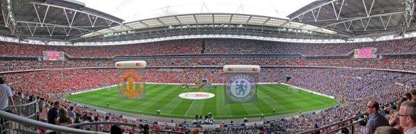 Match 5 Community Shield Chelsea (1) v Man Utd (3)