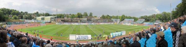 Match 8 Brighton (2) v Rochdale (2)