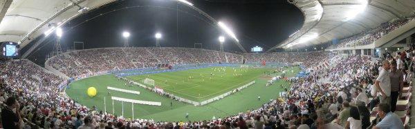 Khalifi Stadium, Doha, Qatar