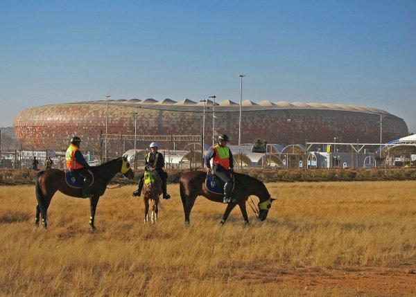 Soccer City, Soweto