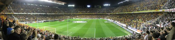 Ramón Sánchez Pizjuán stadium, Seville, Spain