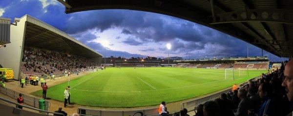 Match 6 Nothampton (2) v Brighton (0)