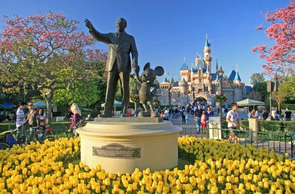 Disneyland, Anaheim, California, USA