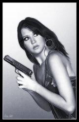 The name is Bond - Jane Bond.
