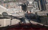Glass Floor Calgary Tower