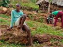 Zulu Adolescent Girl