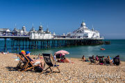 Eastbourne Pier and Beach