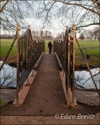 Old Deer Park Bridge - Winter
