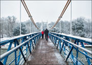 Teddington Lock Footbridge 3