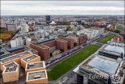 Potsdamerplatz Aerial View