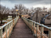 Richmond Lock Footbridge