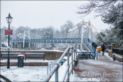 Teddington Lock Footbridge 4