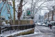 Winter in Teddington