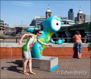 Olympic Mascot - Wenlock
